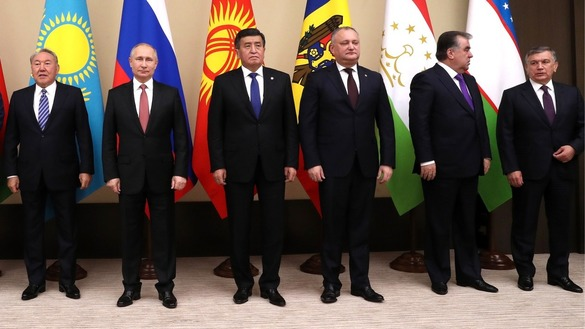 Keeping an Eye on Uzbek  President's Tajikistan Visit