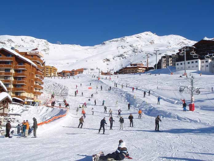 Ten of the Best Ski Resorts fo