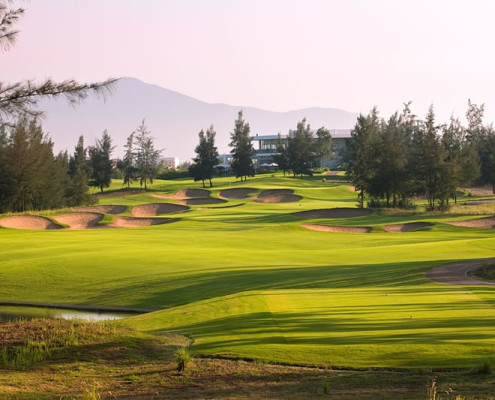 Accor Vietnam World Masters Golf Championship in Danang