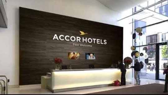 AccorHotels group affirms its leadership in Africa