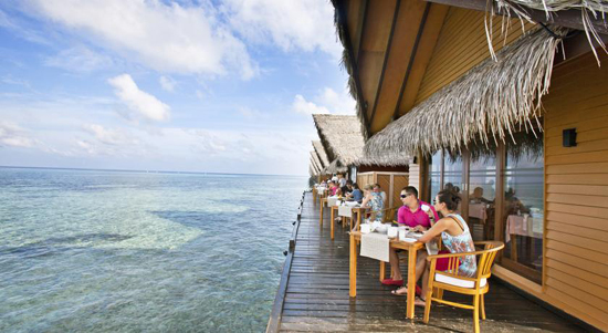Adaaran Prestige Ocean Villas Hudhur Anfushi Maldi