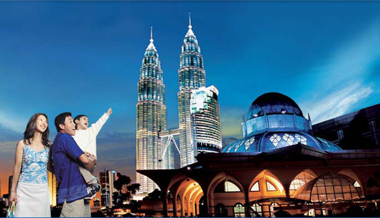 Affordable Malaysia 4 Nights / 5 Days Packages