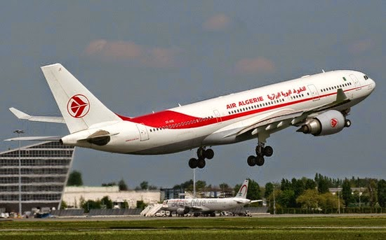 Air Algerie Flight AH5017 Crashed in Mali
