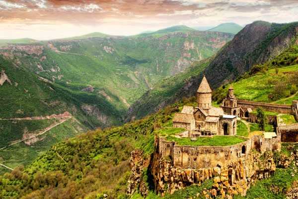 Next Travel Destination Armenia