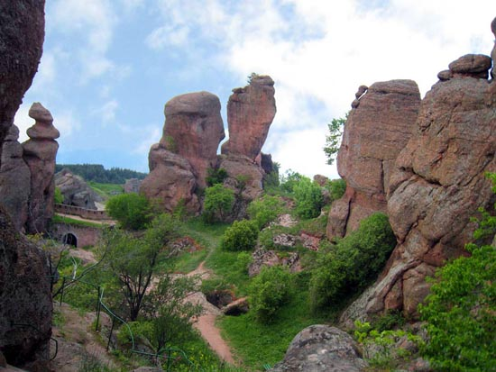 Belogradchik Rocks, Bulg
