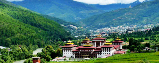 Bhutan Holi Tour 5N - 6D Package