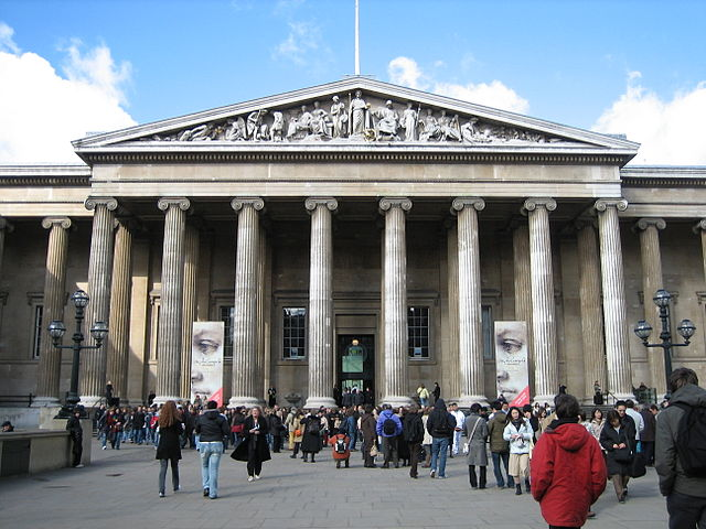 British Museum tops UK visitor attractions