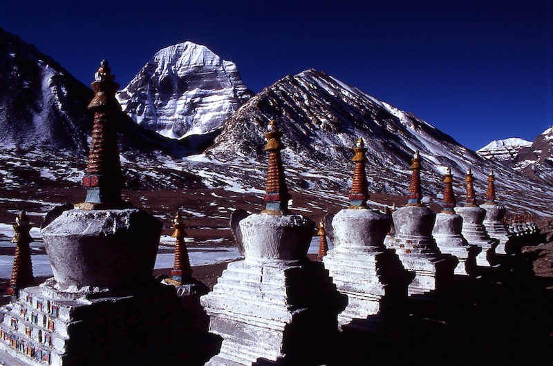 China opens new route to Mount Kailash f