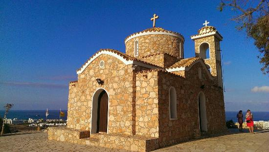 Church of Profitis Elias (Protaras, Cypr