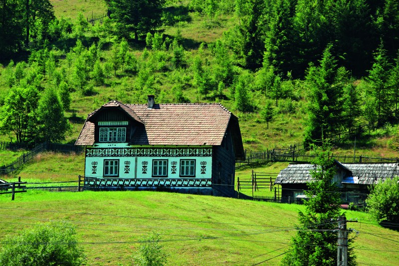 Ten villages in Romania to add in travel