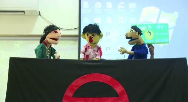 Delhi transit system just launched a series of etiquette-focused puppet shows for kids