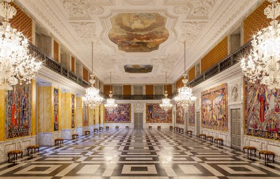 Denmark Amalienborg Palac