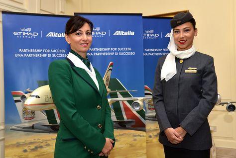 EU approves Etihad, Alitalia