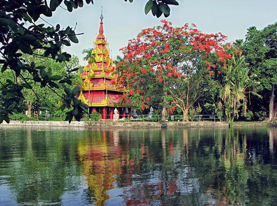 Eden Garden Park Kolkata