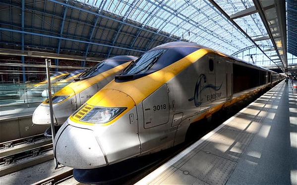 Eurostar launches first Dutch
