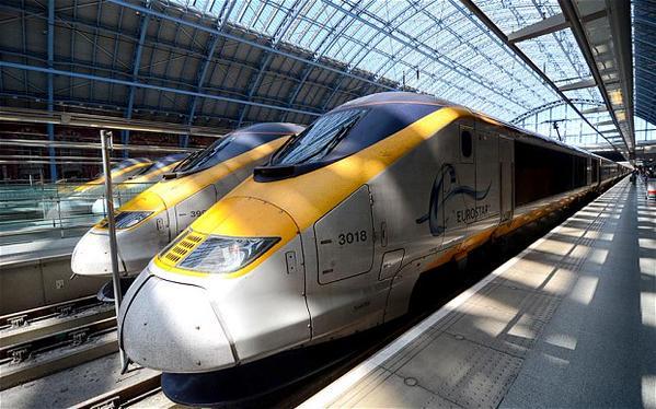 Eurostar launches first Dutch