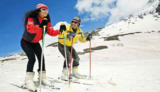 Exotic Himachal Volvo packages