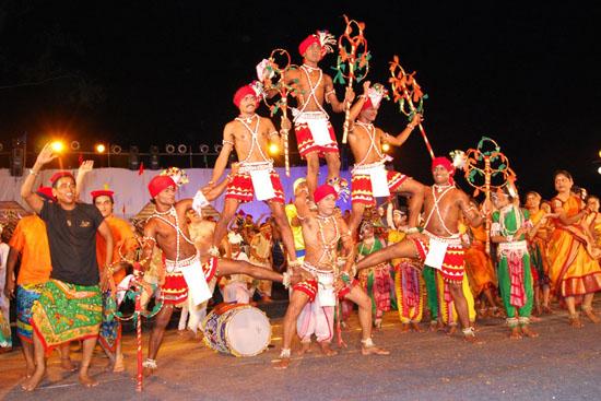 Goa Lokotsav 2016 Folk Festival