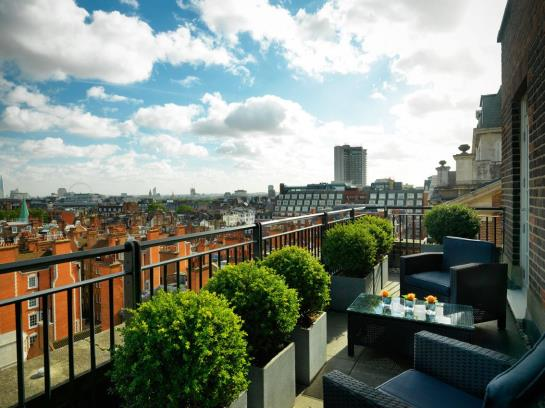 Grosvenor House Apartments launching new