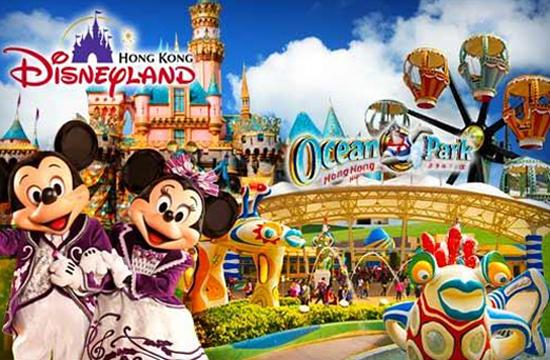 Hong Kong and Macau Package with Disneyland Ex-Del