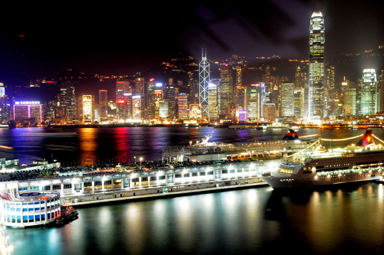 Hong Kong and Venetian Macau Package Ex-Delhi
