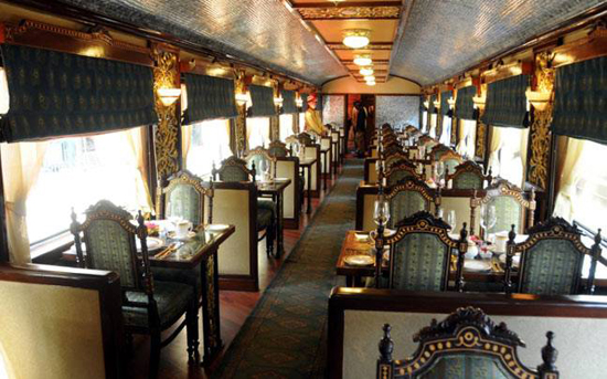 IRCTC launches a new luxury train specially for New Year