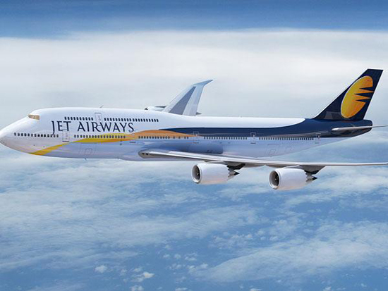 Jet Airways Offering a flat 25% discount on Premie