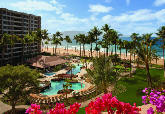 Kaanapali Beach Hotel Package