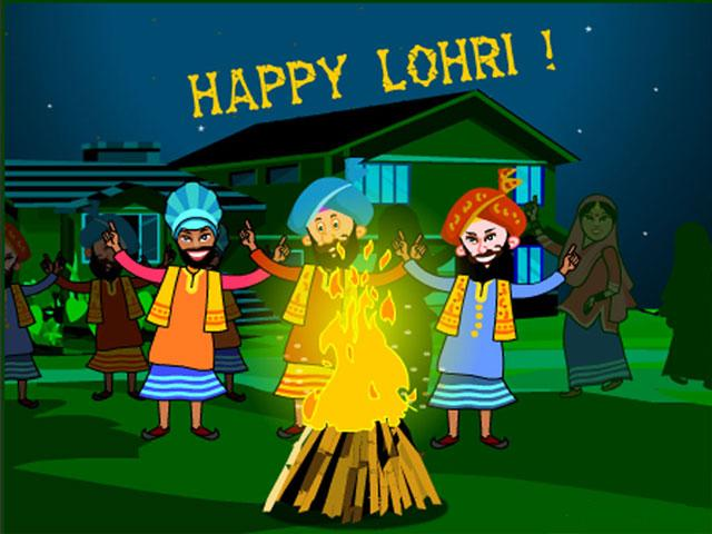 Lohri Festival In India