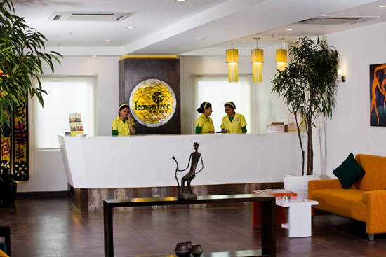 Lemon Tree Hotel first resort in Delhi-NCR