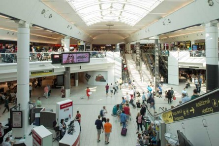 Gatwick continues to see record passenger levels