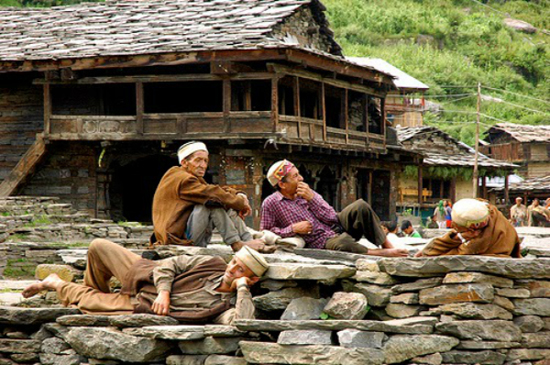 Malana � The Little Greece of India