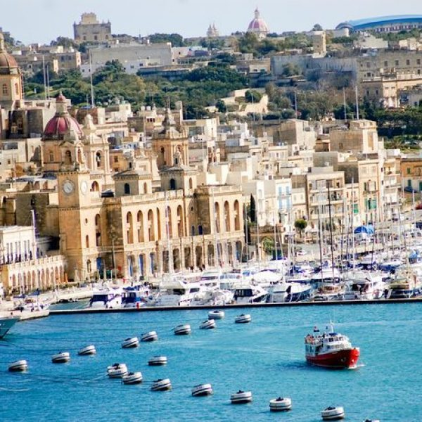 Malta is a popular tourist destination,