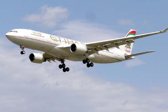Marriott Rewards & Etihad Airways Partnership Launched