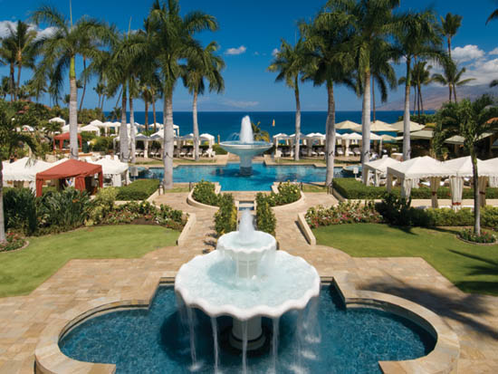 Maui and Hawaii Island: Fairmont Resorts 2-Island