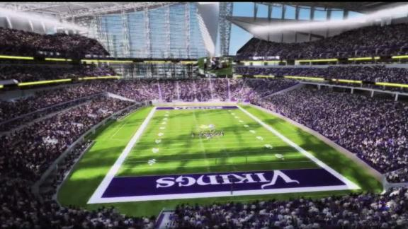 Minnesota Selected As Host Of Super Bowl LII