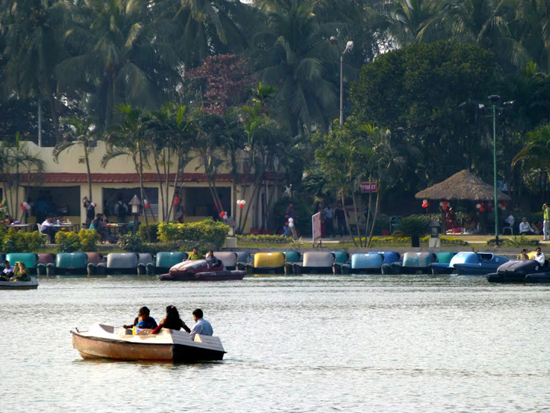 Nalban Boating Complex