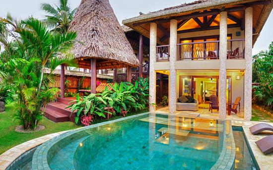 Nanuku Auberge Resort Fiji in full clean-up mode