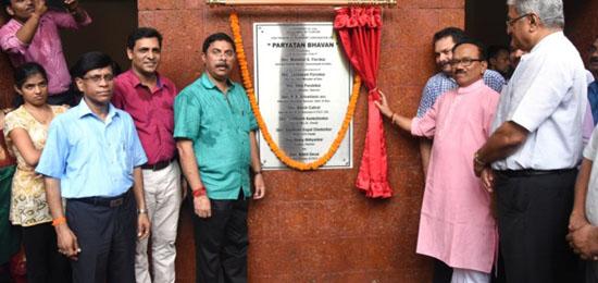 New Paryatan Bhawan inaugurated in Delhi