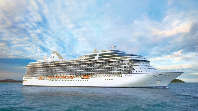 Oceania Cruises offer guests f