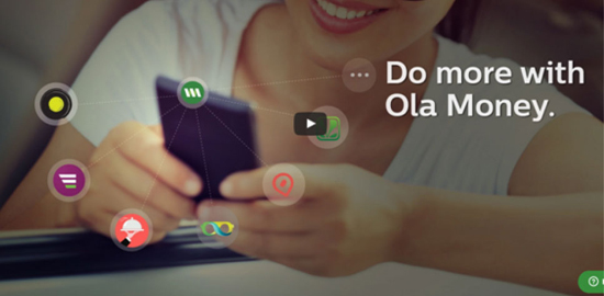 Ola launches independent online wallet: