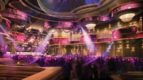 Omnia Nightclub at Caesars Palace Set to Open