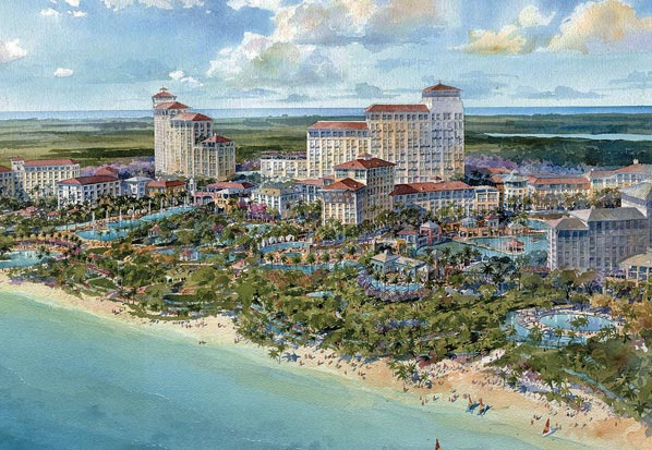 Pariente to lead international marketing at Baha Mar Casino