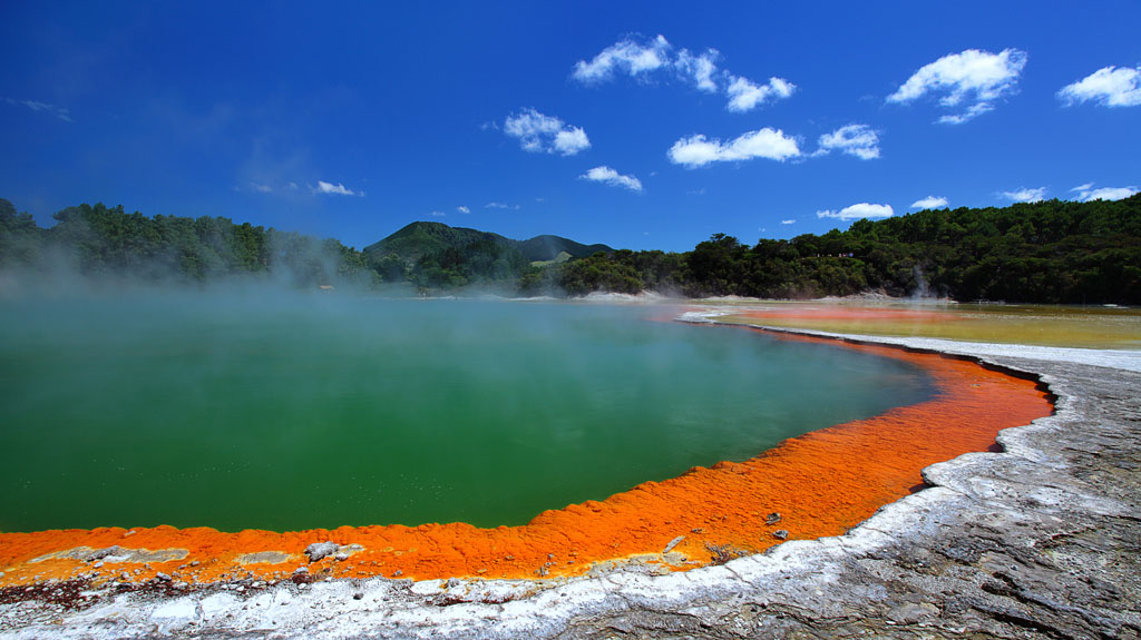 Rotorua New Zealands top destination