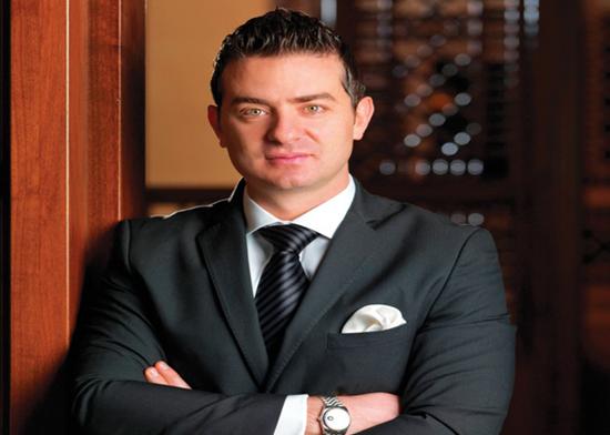 Saliba takes over general manager role at Madinat Jumeirah hotels
