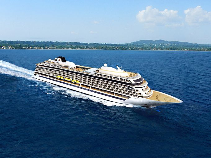 Star Cruises cuts steel for two new vessels