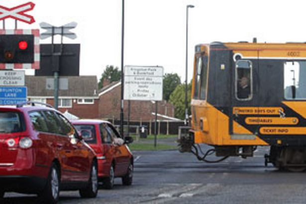 Stark safety warning to Grimsby level crossing users