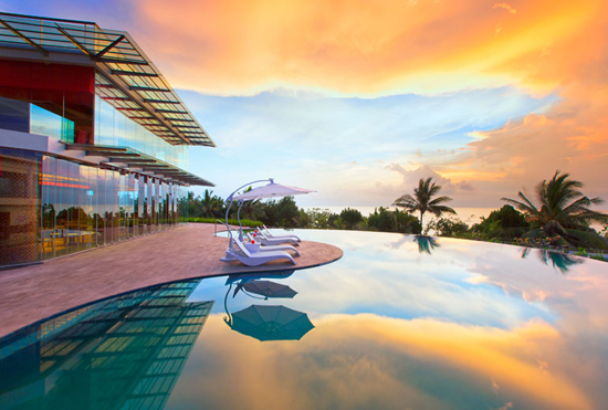 Stays at Sheraton Bali Kuta Resort and Save 20%