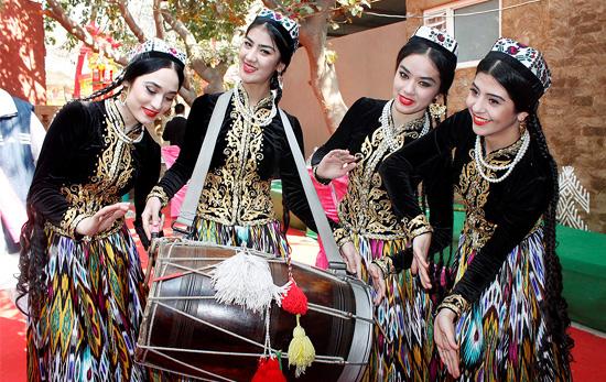 Surajkund International Crafts Mela 2016