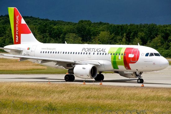 TAP Portugal welcomes guests t